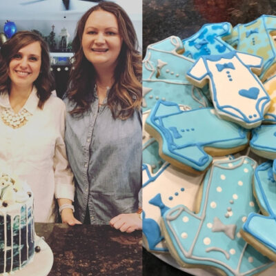 The Twins Baby Shower