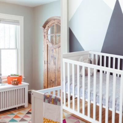 Adorable Outdoor Themed Twin Nursery Room Tour