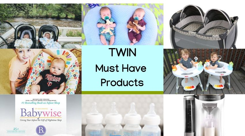 8 Twin must have items