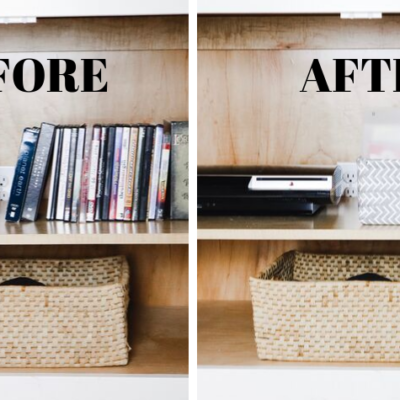 The best way to organize your DVDs