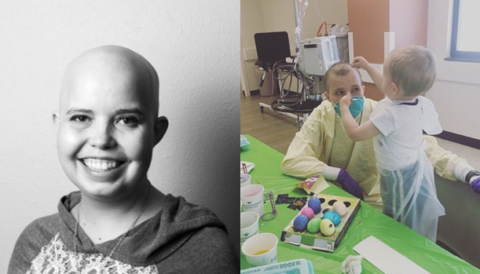 Meet Diana: Diagnosed with Leukemia at her 10 week pregnancy appointment