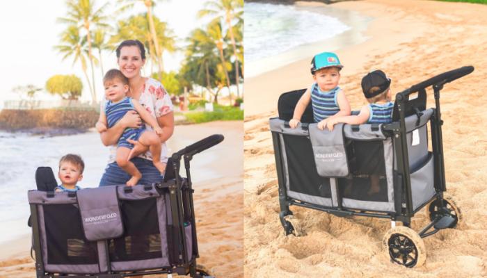 The Best Stroller Wagon