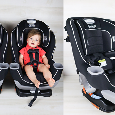The Convertible Car Seats I use for the twins