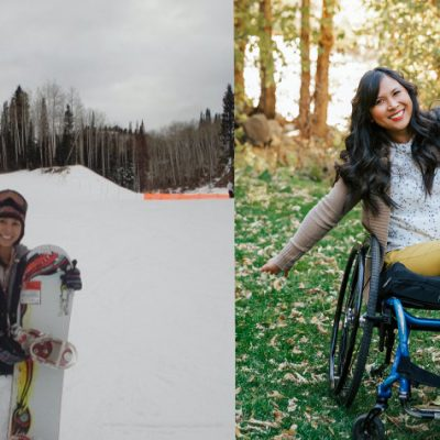 Meet Martina: Mama, cyclist, skier, and world traveler in a wheelchair