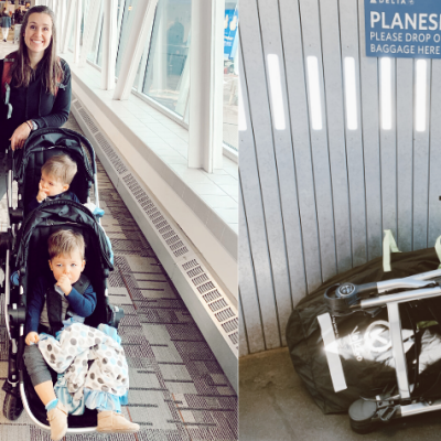 How to fly with the Baby Jogger City Select