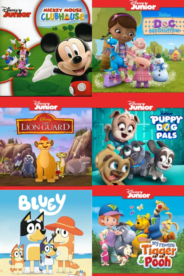 The Best Disneyplus Toddler Shows To Download For Traveling