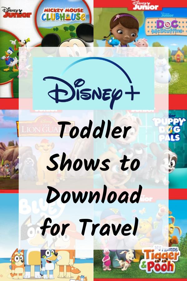 Best Disneyplus toddler shows 2020