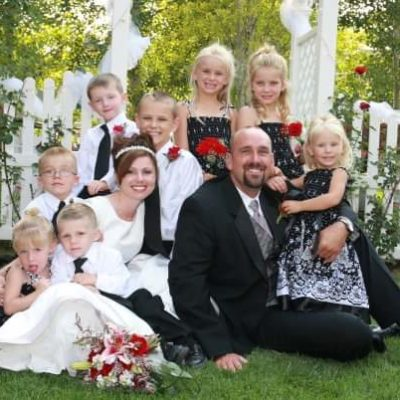 Meet Melanie: From infertility to 8 kids