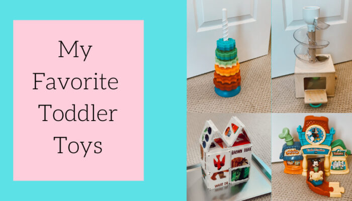 Five Toddler Toys My Boys Love to Play With