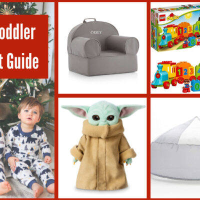 The Ultimate Toddler Holiday Gift Guide 2020