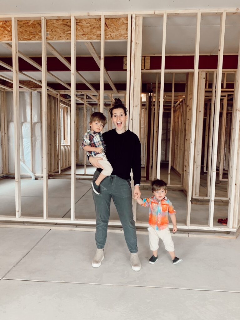 Basement apartment for our family