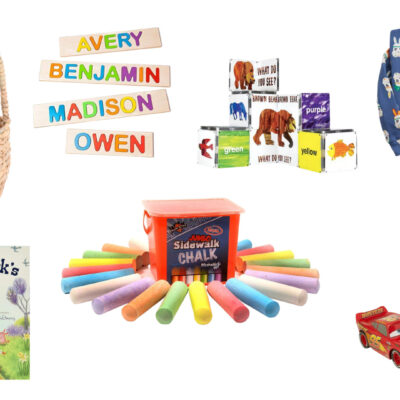 The Best Easter Basket Ideas for Toddlers 2021