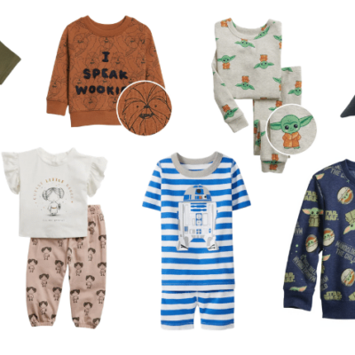 The best places to buy Star Wars clothes for kids
