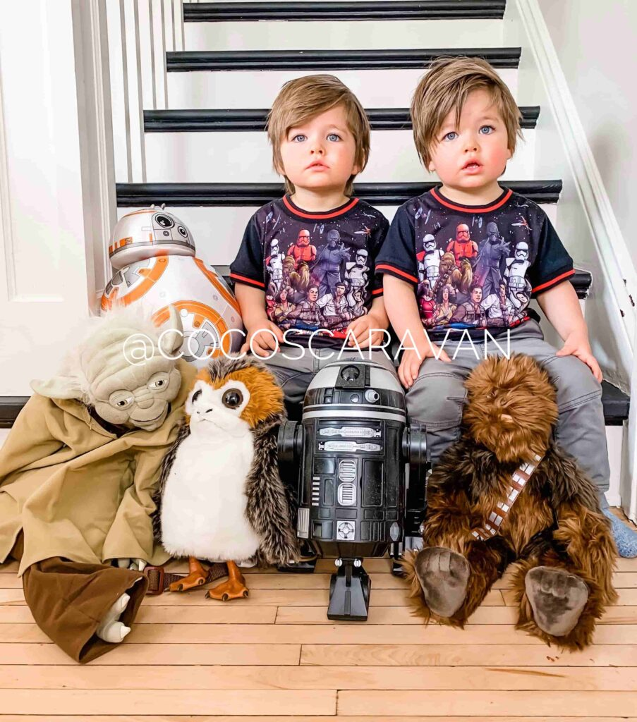Star Wars clothes for kids