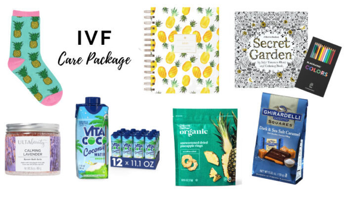 The Best Care Package for Anyone Going Through IVF