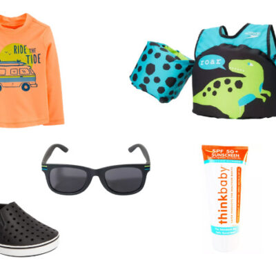 The best Toddler swimming essentials for summer 2021