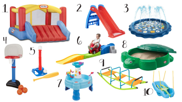 10 of the best outdoor toys for toddlers 2021