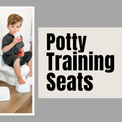 The best potty training seat for toddlers