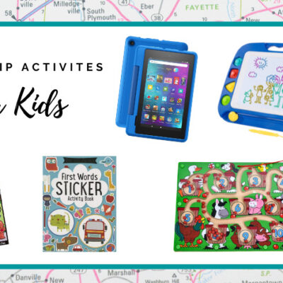 5 of the best road trip activities for kids