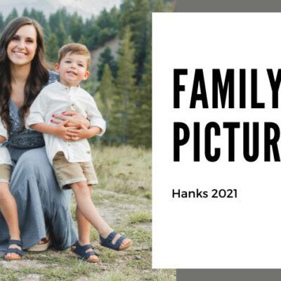 Cute Summer Family Photos Hanks 2021