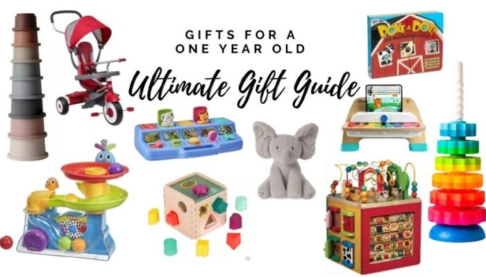 Gifts for one year old: Ultimate Gift Guide